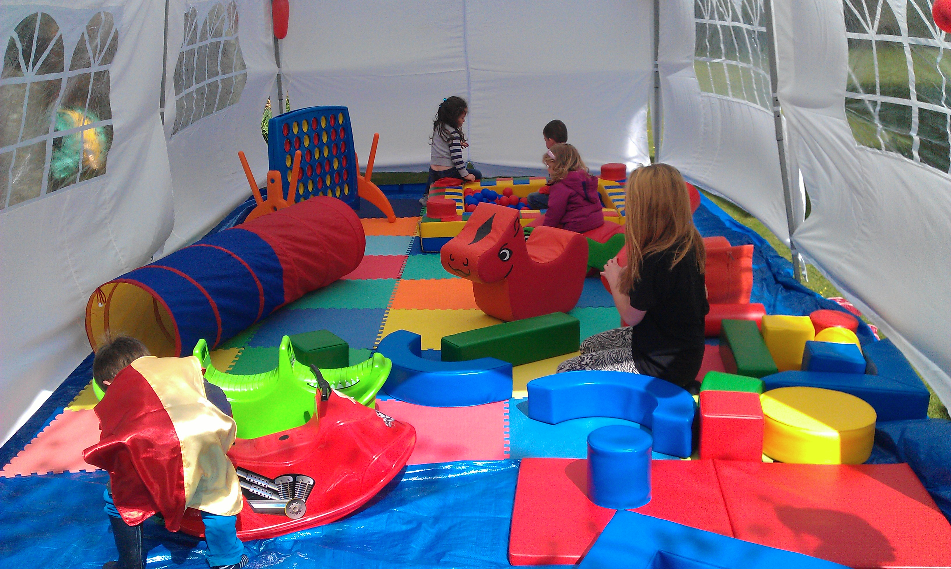 Birthday Party Happyjacks Softplay Hire