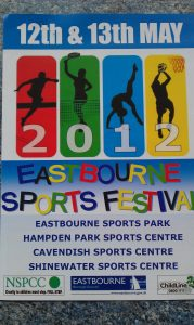 Eastbourne Sports Festival 2012