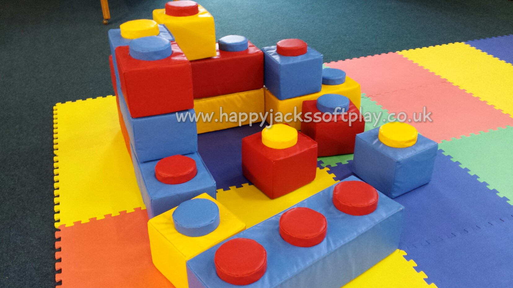 Lego Soft Play Shapes- £40