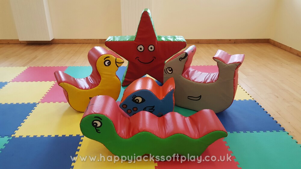 Animal Soft Play x 4- £30