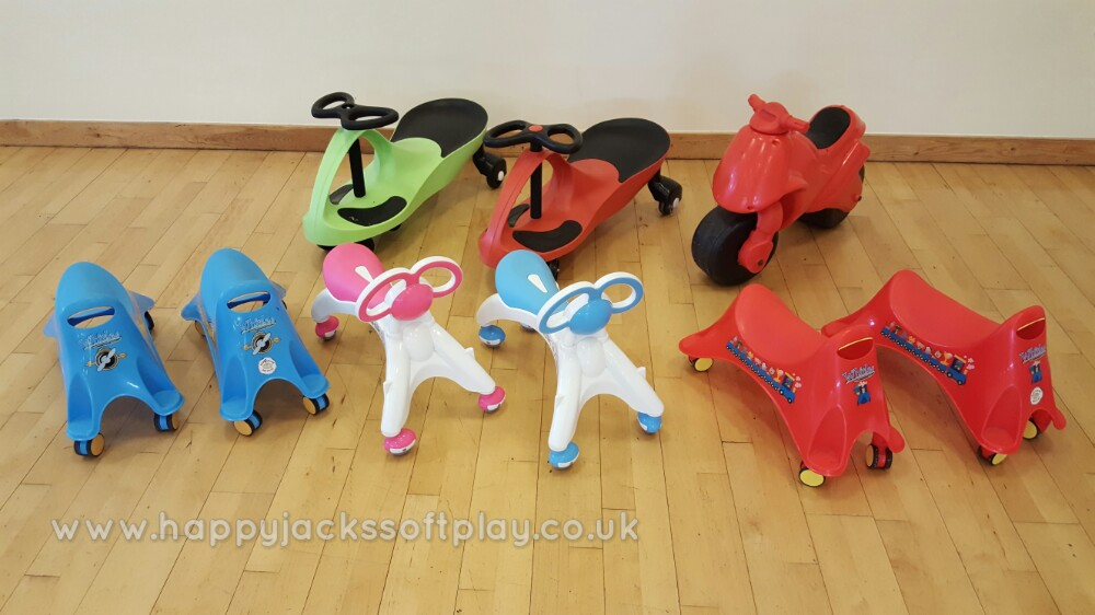 Ride Ons   Walkers- 4 for £15
