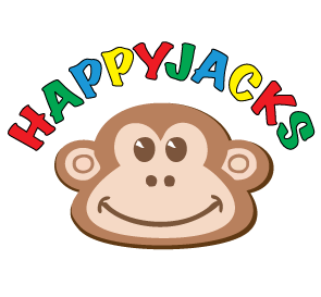 Happyjacks Soft Play Eastbourne Logo
