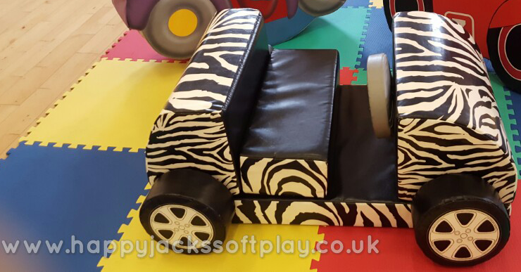 Zebra Car- £15