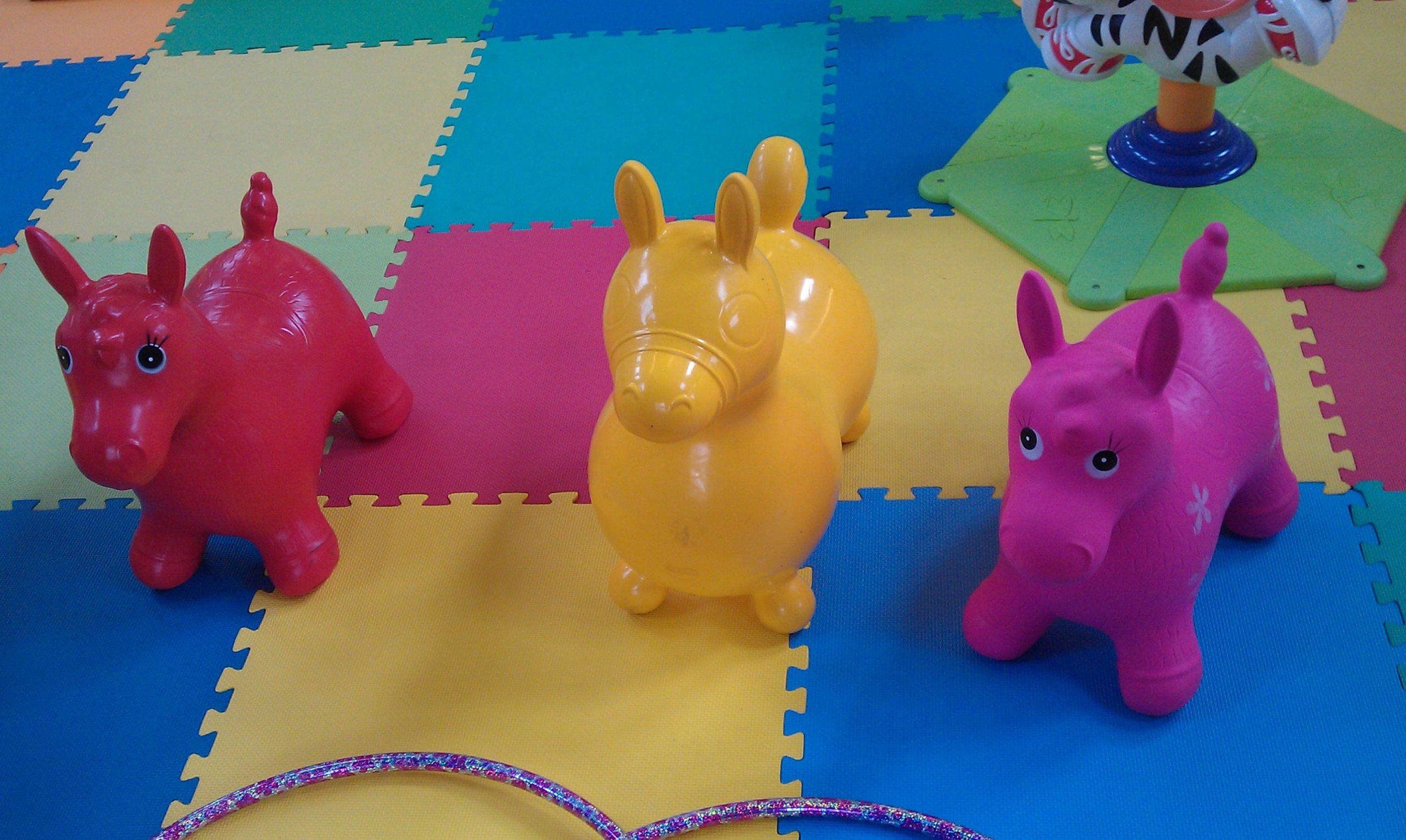 3 x Horse Hoppers- £10