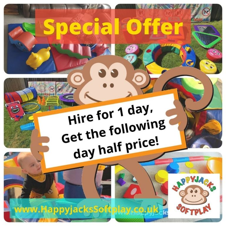 Special Offer Hire March 2021